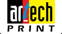 Artech Print Logo